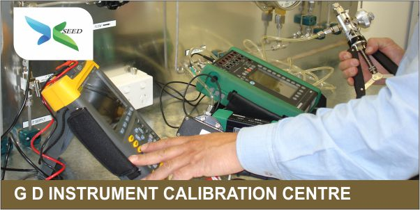 G D INSTRUMENT CALIBRATION CENTRE