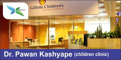Dr Pawan Kashyape (Children Neurology Clinic)