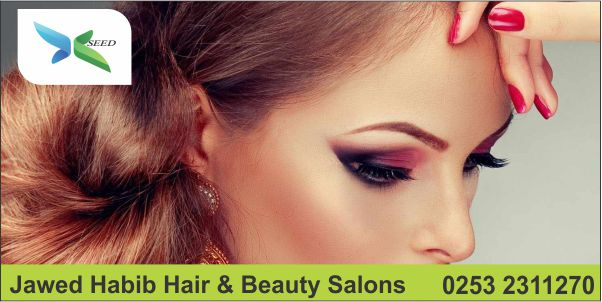 Jawed Habib Hair & Beauty Salons