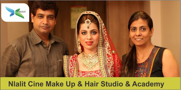 Nlalit Cine Make Up And Hair Studio And Academy