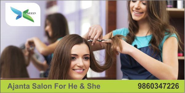 Ajanta Salon For He And She