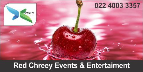 Red Cherry Events And Entertainment