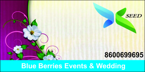 Blue Berries Events & Wedding Planner