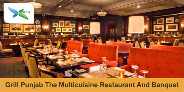 Grill Punjab The Multicuisine Restaurant And Banquet