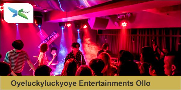Oyeluckyluckyoye Entertainments Ollo