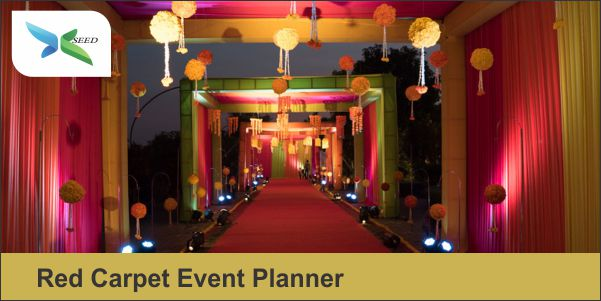 Red Carpet Event Planner