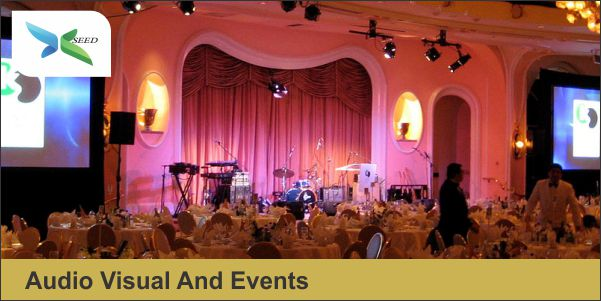 Aver Audio Visual And Events