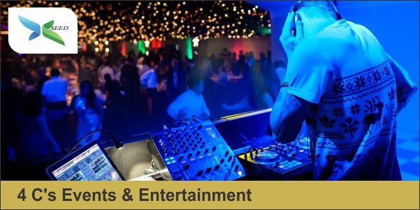4 C's Events & Entertainment