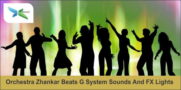 Orchestra Zhankar Beats G System Sounds And FX Lights