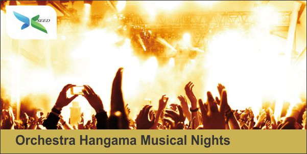 Orchestra Hangama Musical Nights