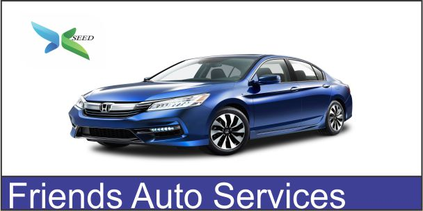 Friends Auto Services