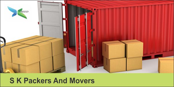 S K Packers And Movers