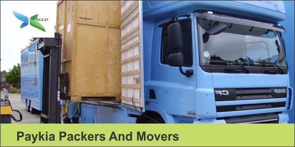 Paykia Packers And Movers