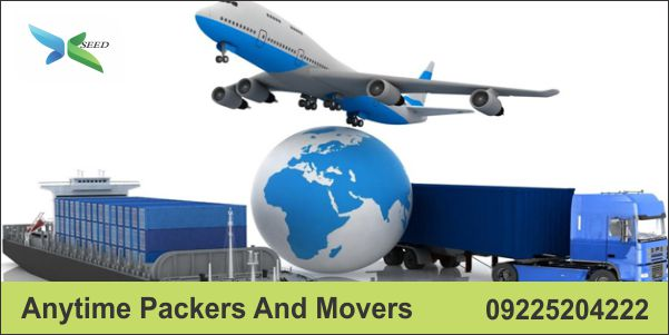 Anytime Packers And Movers