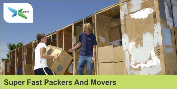Super Fast Packers And Movers