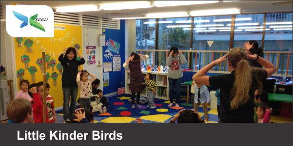 Little Kinder Birds